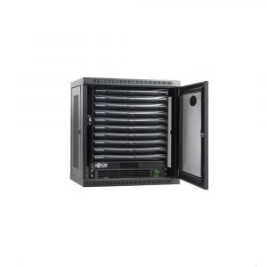 EdgeReady™ Micro Data Center - 9U, Wall-Mount, 1.5 kVA UPS, Network Management and PDU, 230V Kit