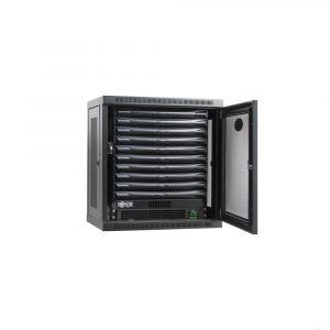 EdgeReady™ Micro Data Center - 9U, Wall-Mount, 1.5 kVA UPS, Network Management and PDU, 230V Kit