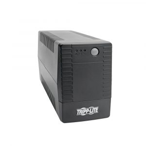 Line Interactive UPS, Schuko CEE 7/7 (2) - 230V, 650VA, 360W, Ultra-Compact Design
